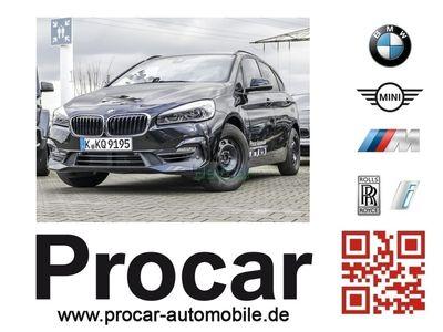 gebraucht BMW 218 Active Tourer M Sport Sport Line Klimaaut.