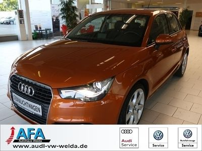 gebraucht Audi A1 Sportback 1,2 TFSI Xenon+,SHZ