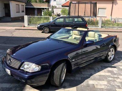 gebraucht Mercedes SL320 Sondermodell SL Edition