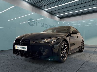 gebraucht BMW M3 M3Competition EU6d Laserlicht Navi HUD PDC SHZ HarmanKardon LenkradHZG