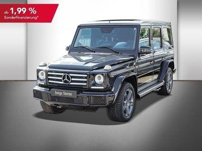 gebraucht Mercedes G500 HARMAN-KARDON PARK-PAKET