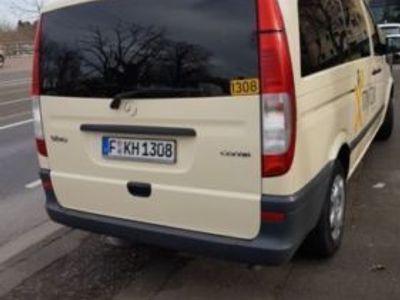 gebraucht Mercedes Vito 116 CDI Lang   8Sitzer   Nettopreis 12500€