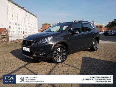 gebraucht Peugeot 2008 BlueHDi FAP 120 S&S EAT6 Allure !!NUR 8855 KM!NAVI