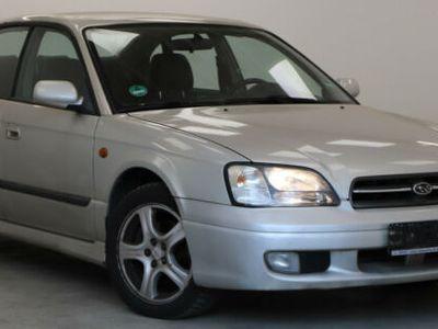 gebraucht Subaru Legacy 2.5 4WD GX Automatik Klima Temp.