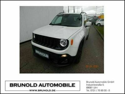 gebraucht Jeep Renegade Dawn of Justice 1.6lE-torQ 2WD 5MT