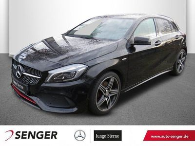 second-hand Mercedes A250 Sport 4M AMG Line Navi LED Standheizung