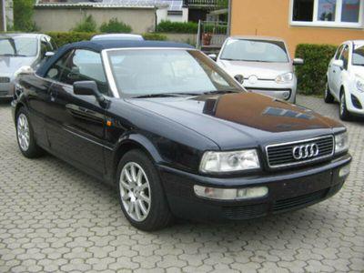 gebraucht Audi Cabriolet 1.9 TDI *Servolenkung*