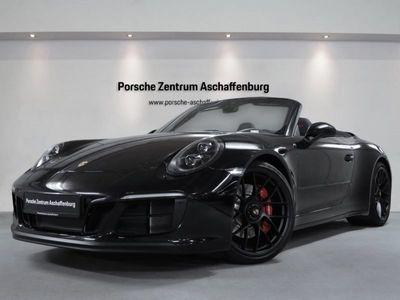 gebraucht Porsche 911 Carrera 4 Cabriolet 991 (911) GTS LEDPlus Bose Kamera