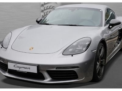 gebraucht Porsche Cayman T/LED/PDK/Tempolimitanzeige/DAB+/Spurwechelassi