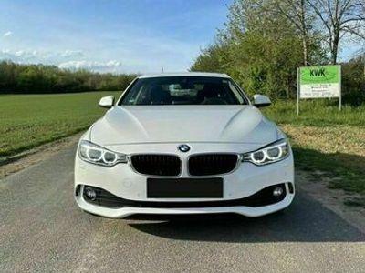 gebraucht BMW 418 Coupé 8-Fach Bereift