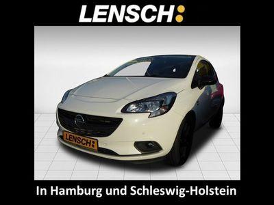gebraucht Opel Corsa E 1.4 *120JAHRE*KLIMAAUTO.*SHZ*PDC v+h*