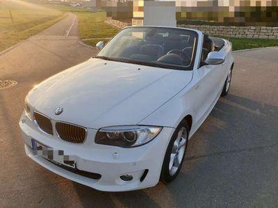 gebraucht BMW 120 Cabriolet 1er Aut. Edition Exclusive
