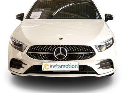 gebraucht Mercedes A250 A 250AMG +NAVI+KAMERA+PANO+MULTIBEAM+TOTWINKEL+