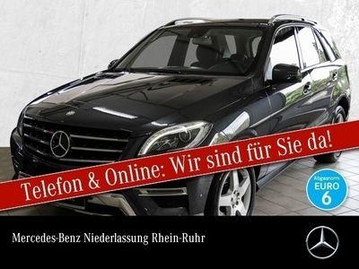 gebraucht Mercedes ML350 4M BT AMG Pano Distr. COMAND ILS AHK Kamera