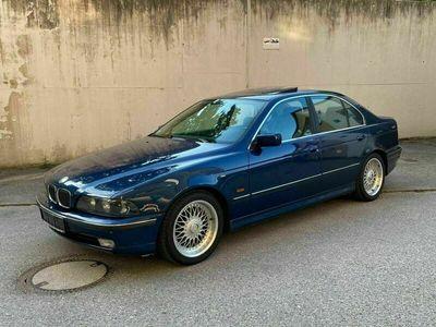 gebraucht BMW 535 E39 i V8 Schalter 2. Hand