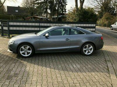 gebraucht Audi A5 2.0 TDI DPF   Navi   Tempomat   Xenon als Sportwagen/Coupé in Herdecke