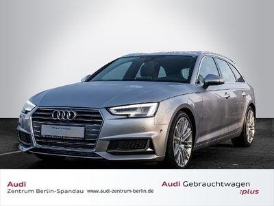 gebraucht Audi A4 Avant 35TFSI S line *NAVI+*VC*LED*AHK*