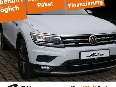 gebraucht VW Tiguan Allspace Highline 2.0 TDI 4Motion AHK*KAM
