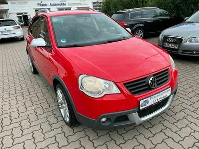 gebraucht VW Polo Cross Polo IV 1.4,Erst 74tkm,4-Türig,TÜV-NEU