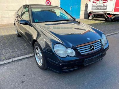 gebraucht Mercedes C220 Klasse Sportcoupe DPF Automatik TÜV 11/2021