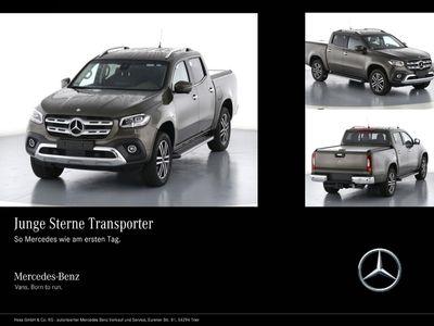 gebraucht Mercedes X250 Power+Edit+AHK 3,5t+Comand+Leder+LED+360°+