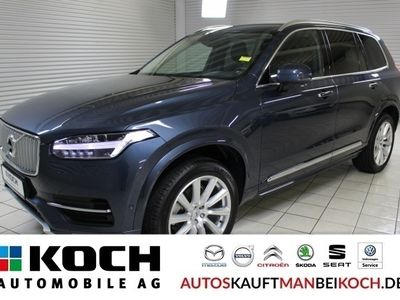 gebraucht Volvo XC90 D5 AWD Inscription 5-S. IntelliS. LED 360