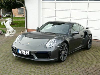 gebraucht Porsche 911 Turbo 9913,8 PDK *deutsch+Top Zust.+KD neu !