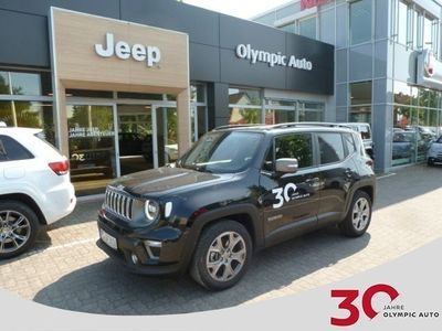 gebraucht Jeep Renegade 1.0 Limited*TOUCH*DAB*CARPLAY*SITZH*LED