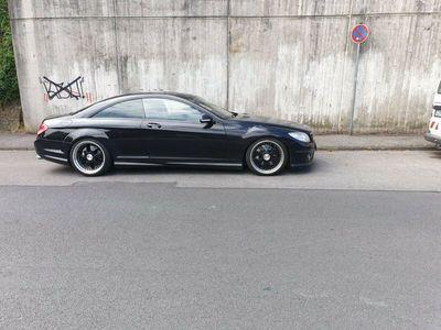 gebraucht Mercedes CL600 Automatik als Sportwagen/Coupé in Aachen