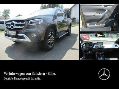 gebraucht Mercedes X250 d POWER EDITION 4MATIC COMA+LED+360°+ROLLO