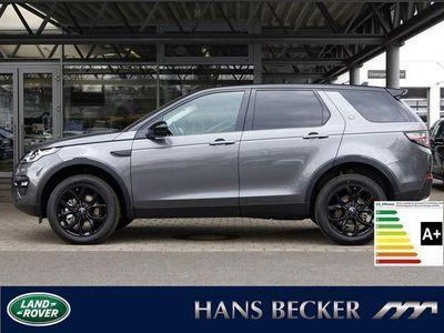 gebraucht Land Rover Discovery Sport Sport TD4 SE Black-Pack Sichtp. Autom.