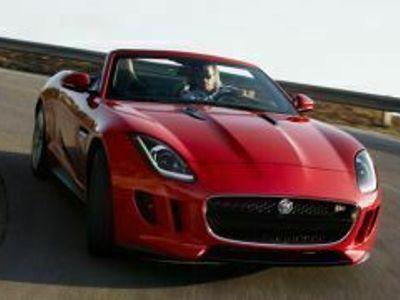 gebraucht Jaguar F-Type R-Dynamic Benzin Cabriolet P300 2,0l 4-Zyl. 221(300) 8-Gang-Quickshift-Automa.