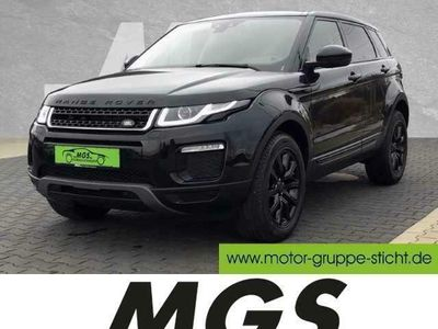 gebraucht Land Rover Range Rover evoque TD4 SE Automatik AWD #NAVI #DAB, Gebrauchtwagen, bei MGS Motor Gruppe Sticht GmbH & Co. KG