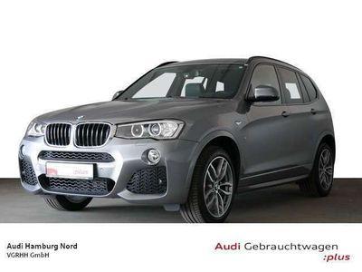 gebraucht BMW X3 xDrive 20d autom. AHK/NAVI/XENON