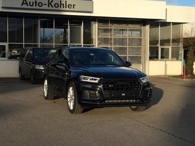 gebraucht Audi SQ5 3.0 TFSI quattro Optik-Paket Titanschwarz