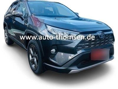 gebraucht Toyota RAV4 RAV 42.5l Hybrid Business Edition LED Navi SHZ