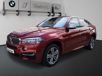 gebraucht BMW X6 M50d M SPORT Headup Panorama ACC Komfortsitze