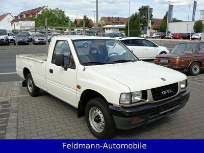 gebraucht Opel Campo 2.3 Pritsche als SUV/Geländewagen/Pickup in Nürnberg