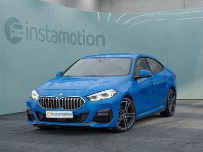 gebraucht BMW 220 220 dA Gran Coupe xDrive M-Sportpaket LEDER+NAVI+