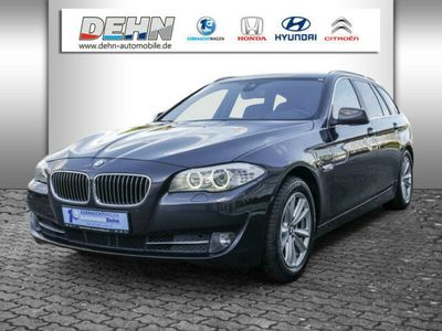 gebraucht BMW 535 d XDrive Touring Sport AT Innovation/NaviPro