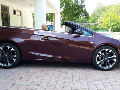 gebraucht Opel Cascada Cabrio Automatik HU / AU bis...