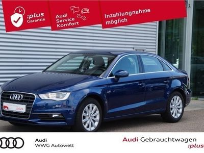 gebraucht Audi A3 Limousine Attraction 1.4 TFSI 92 kW (125 PS) S tronic