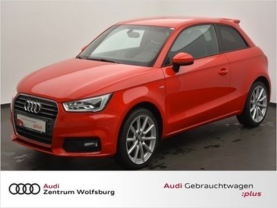 gebraucht Audi A1 1.0 TFSI 8X sport ultra Sportpaket Bluetooth