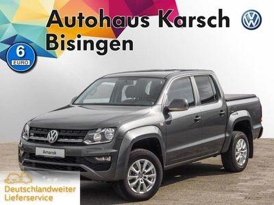 gebraucht VW Amarok Comfortline 3.0l TDI DSG Allrad AHK NAVI