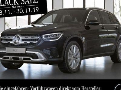gebraucht Mercedes GLC220 d 4M LED Kamera Spurhalt-Ass SpurPak PTS