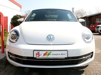 gebraucht VW Beetle 1.2 TSI Cup, NAVI, Bi-Xenon, PDC, Sitzh.