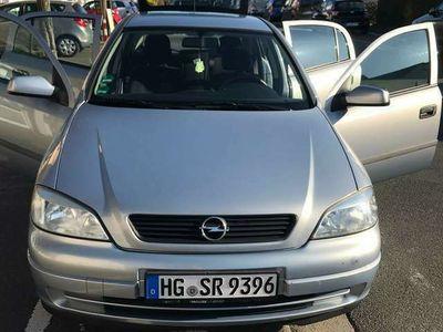 gebraucht Opel Astra 1.8 Caravan Comfort