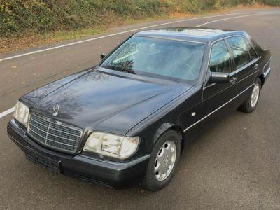 gebraucht Mercedes 600 SEL V12 W140 für Liebhaber oder Sammler