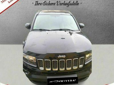 gebraucht Jeep Compass Limited 4x2 KAMERA~STANDHZG~LEDER~SHZ