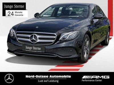 gebraucht Mercedes E200 Avantgarde Navi Kamera AHK LED
